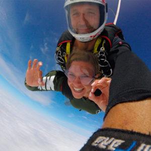 saut parachute tandem en semaine