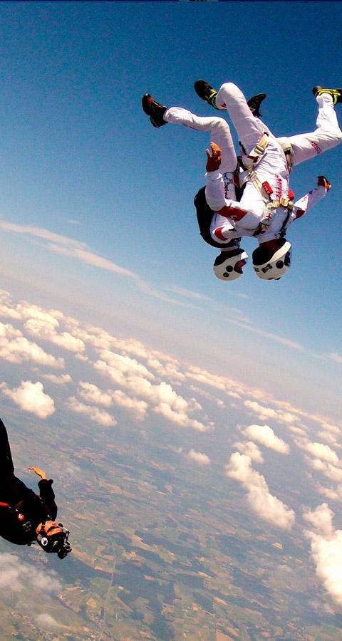 formation saut parachute gironde