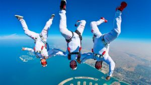 formation parachute gironde